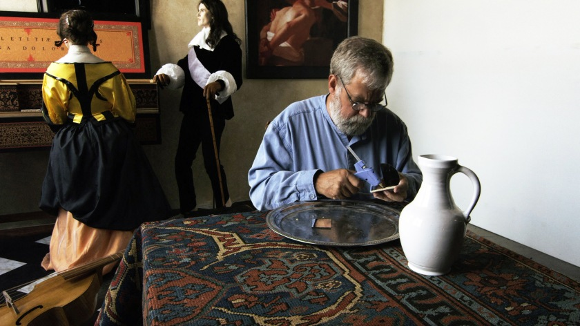 Vermeer's Room